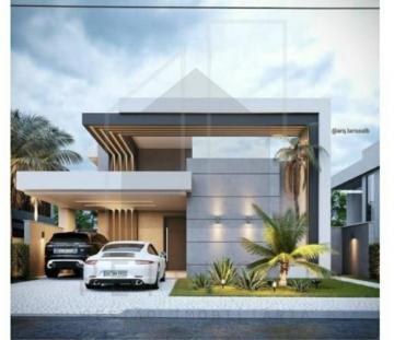 Paulinia Parque Brasil 500 casa Venda R$1.080.000,00 Condominio R$450,00 3 Dormitorios 4 Vagas Area do terreno 285.00m2 Area construida 180.00m2