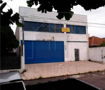 Campinas Botafogo industrial Locacao R$ 6.500,00  Area do terreno 480.00m2 Area construida 480.00m2