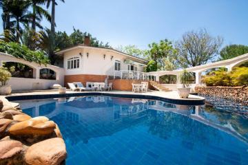 Valinhos Chacaras Alpina casa Venda R$5.300.000,00 Condominio R$3.364,00 5 Dormitorios 6 Vagas Area do terreno 6000.00m2 Area construida 1200.00m2